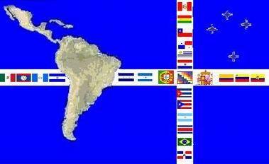 flag latinamericana