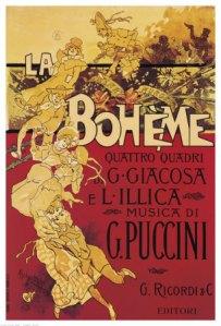 Puccini-La-Boheme-Posters